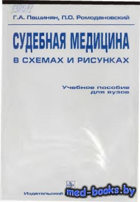 Судебная медицина в схемах и рисунках - Пашинян Г.А., Ромодановский П.О. -  ...