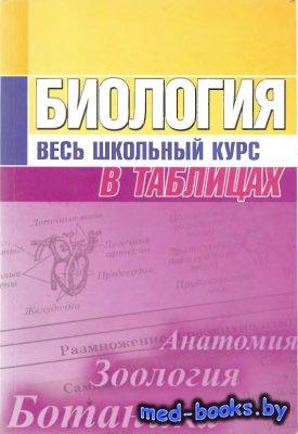 Биология. Весь школьный курс в таблицах - Ёлкина Л.В. - 2010 год - 416 с.
