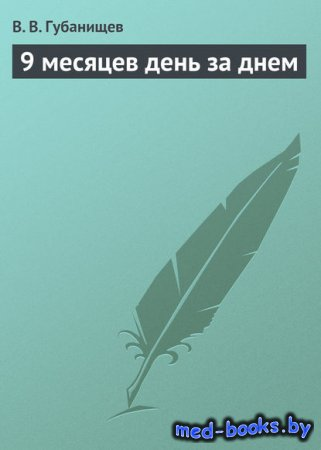 9 месяцев день за днем - В. В. Губанищев - 2013 год - 320 с.