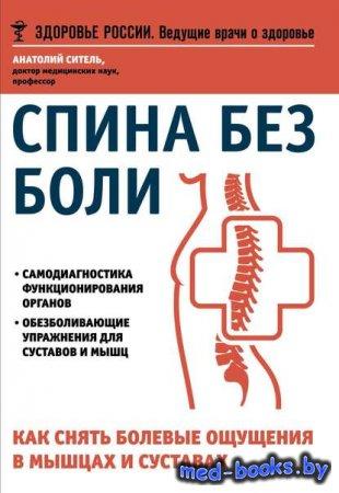 Спина без боли. Как снять болевые ощущения в мышцах и суставах - Анатолий С ...