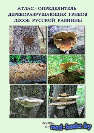 Атлас-определитель дереворазрушающих грибов лесов Русской равнины - М. А. Б ...