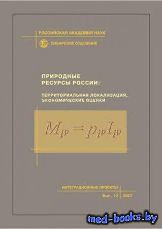 Природные ресурсы России: территориальная локализация, экономические оценки ...