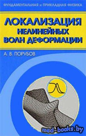 Локализация нелинейных волн деформации - Алексей Порубов - 2009 год