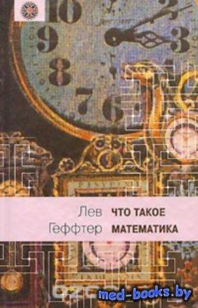 Что такое математика? -Лев Геффтер - 2010 год