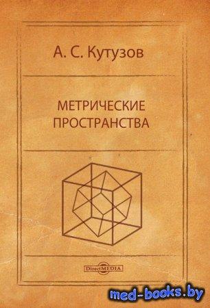 Метрические пространства - Антон Кутузов - 2014 год