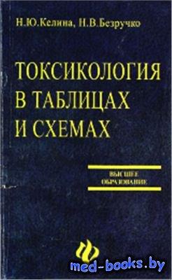 Токсикология в таблицах и схемах - Келина Н.Ю., Безручко Н.В. - 2006 год