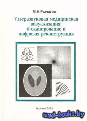 Ультразвуковая медицинская визуализация - Рычагов М.Н. - 2001 год - 140 с.