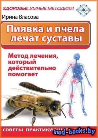 Пиявка и пчела лечат суставы. Метод лечения, который действительно помогает ...