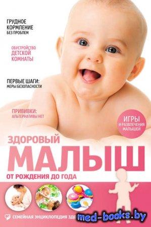 Здоровый малыш. От рождения до года - Елена Первушина - 2015 год