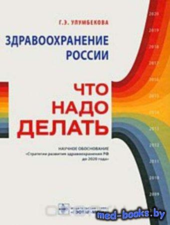 Здравоохранение России. Что надо делать. Научное обоснование «Стратегии раз ...
