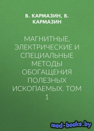 Магнитные, электрические и специальные методы обогащения полезных ископаемых. Том 1 - В. Кармазин, В. Кармазин