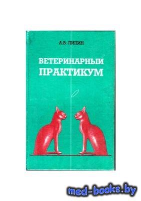 Ветеринарный практикум - Липин А.В. - 1997 год