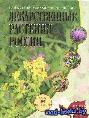 Лекарственные растения России. Иллюстрированная энциклопедия - Ильина Т.А.  ...