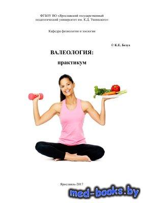 Валеология: практикум - Безух К.Е. - 2017 год