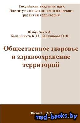 Общественное здоровье и здравоохранение территорий - Шабунова А.А. и др. - 2010 год