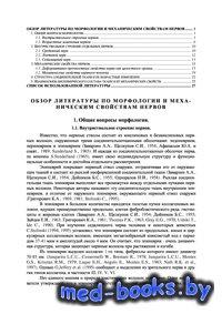 Обзор литературы по морфологии и механическим свойствам нервов - Калмин О. В. - 1999 год